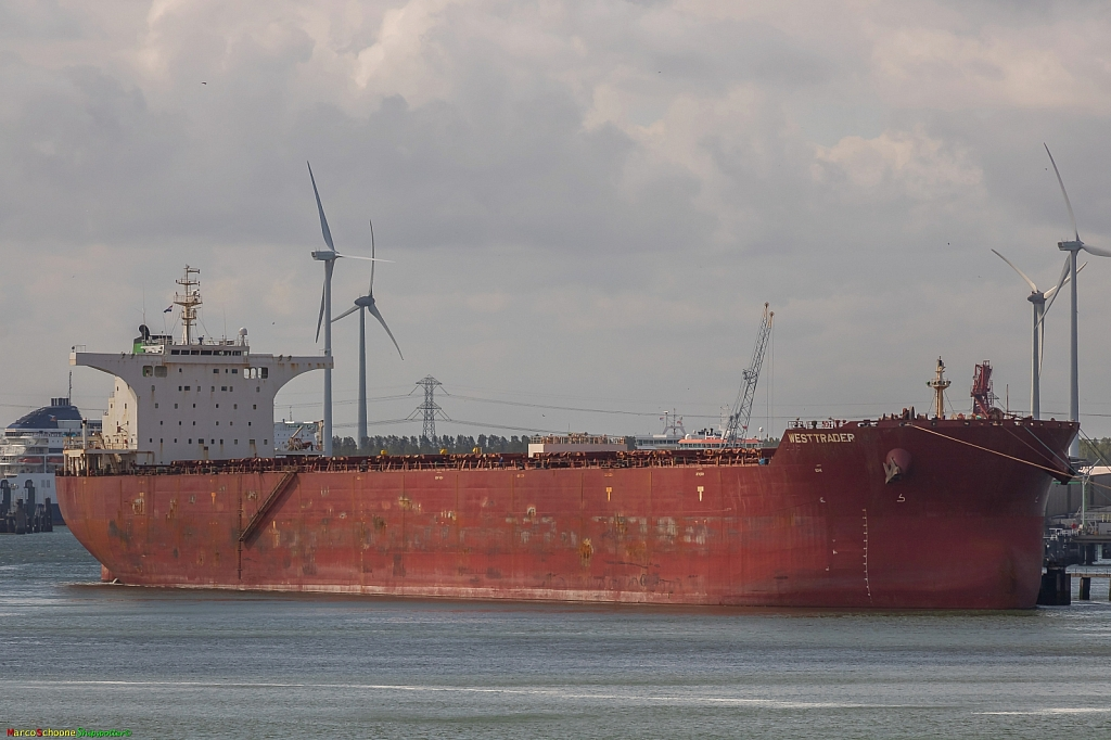West Trader   -   IMO nº 9467665