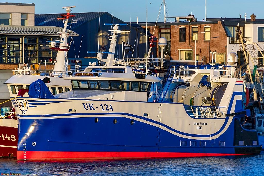 UK-24 Luut Senior   -   IMO nº 9873838
