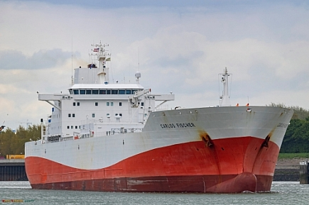 Carlos Fischer   -   IMO nº 9230995