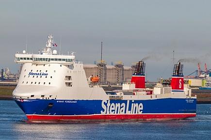 Stena Forerunner  -  IMO n°  9227259