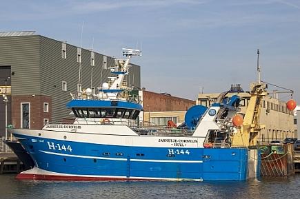 Jannetje Cornelis H-144   -   IMO nº 9847255