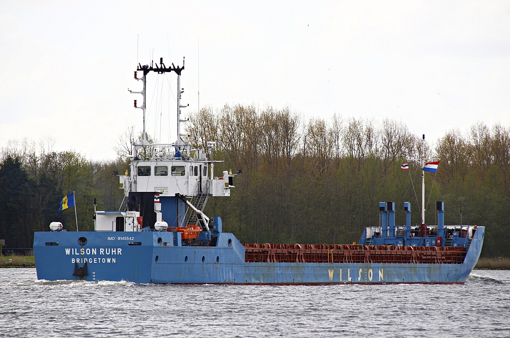 Wilson Ruhr