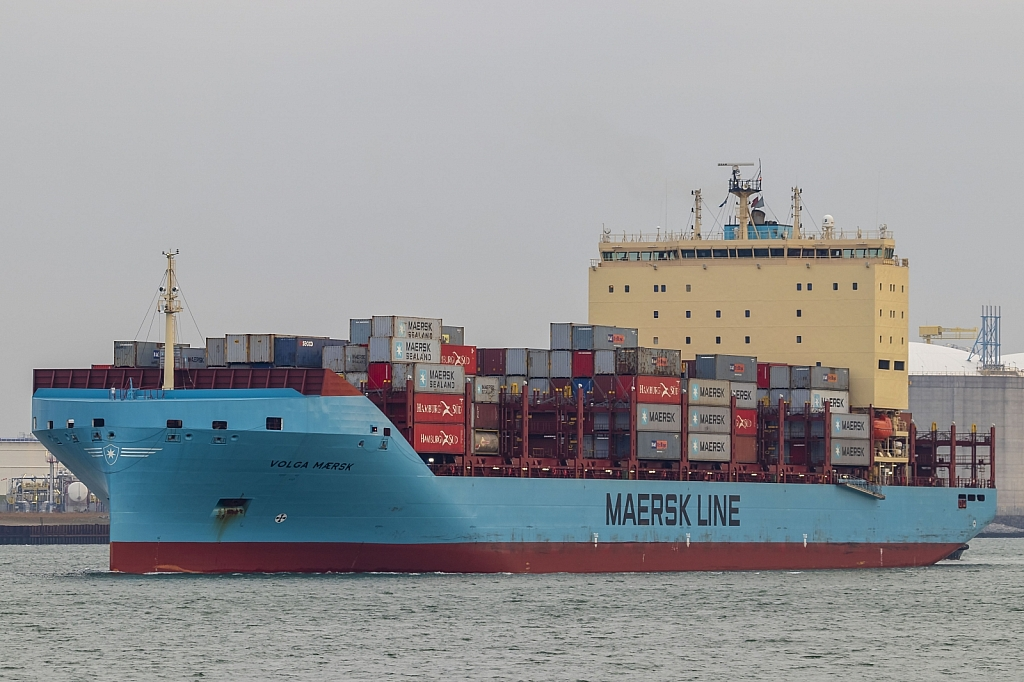 Volga Maersk -  IMO n°  9775749