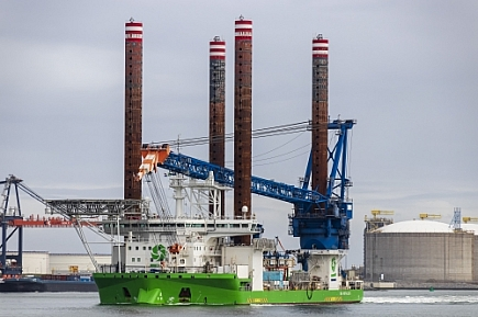 Sea Installer   -   IMO nº 9646581