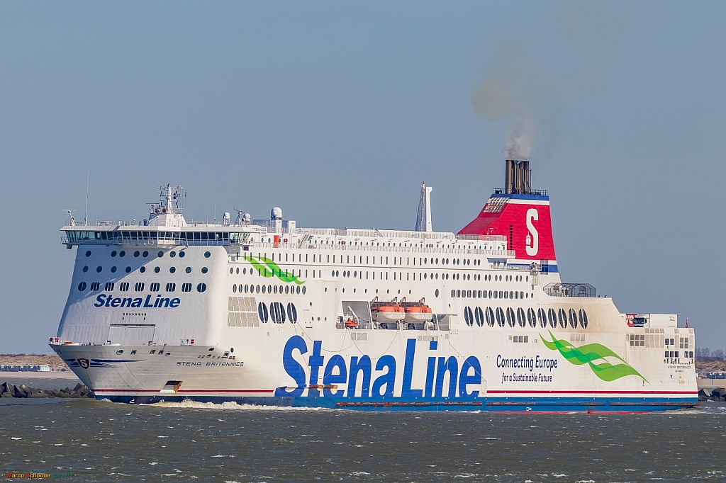 Stena Britannica  -  IMO n° 9419175