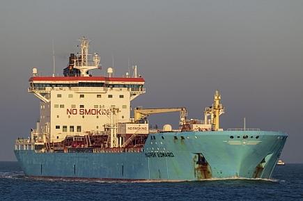 Maersk Edward -  IMO n°  9274654