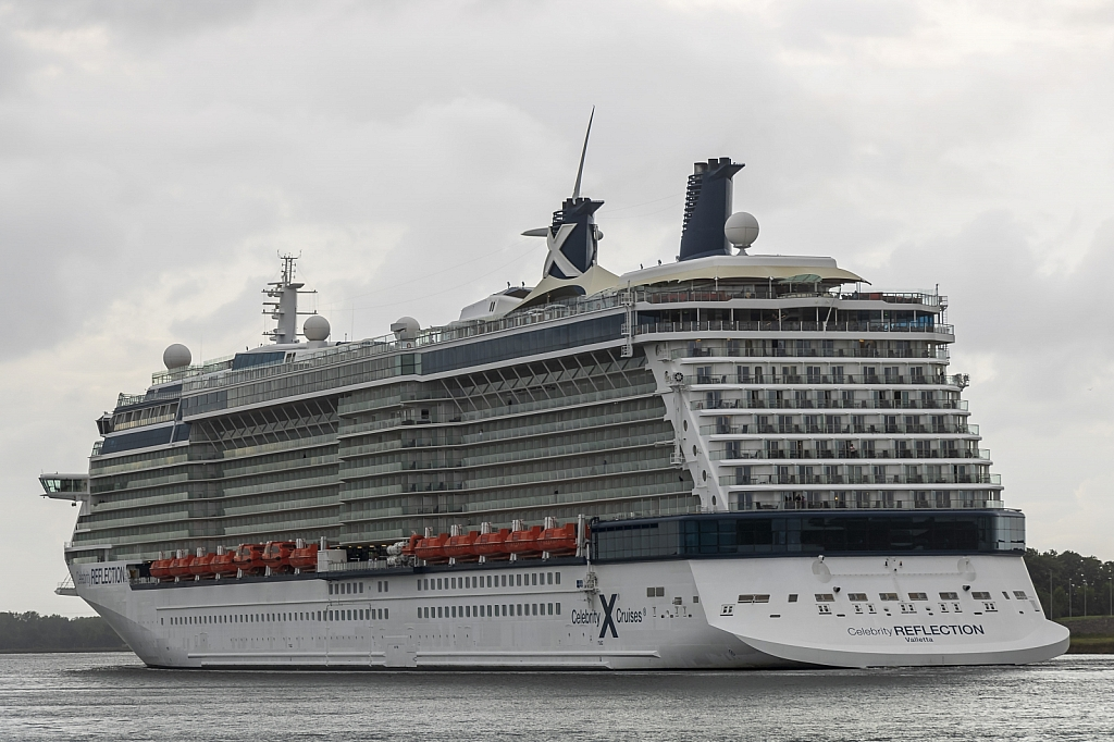 Celebrity Reflection  -  IMO n� 9506459