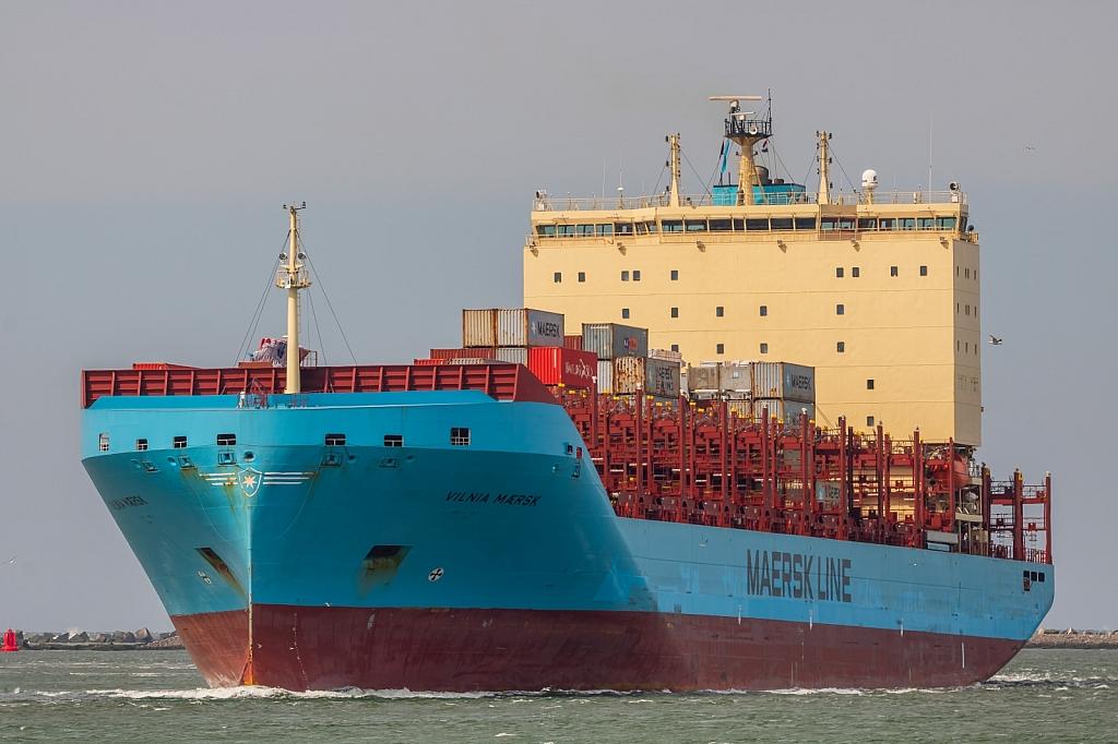 Vilnia Maersk   -   IMO nº 9778533