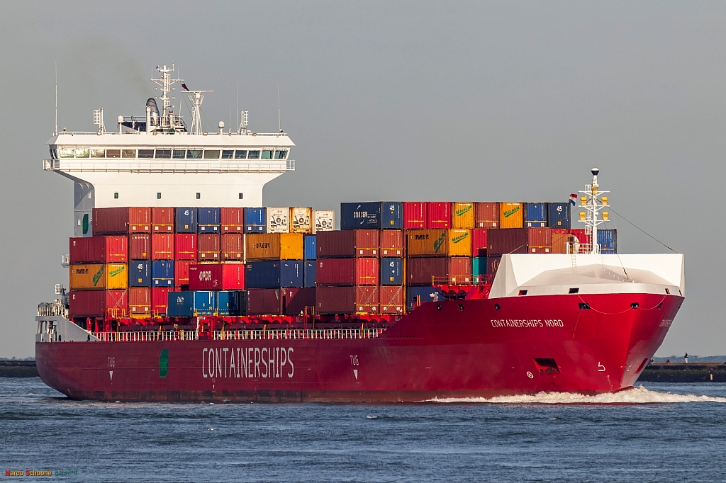 Containerships Nord  -  IMO n° 9813993